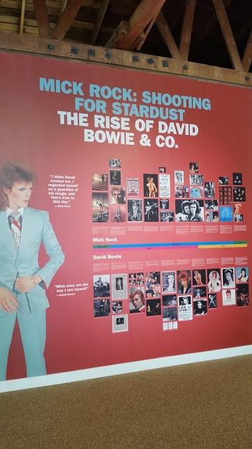 Bowie timeline