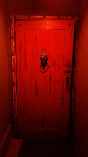 The Red Door The Secret Bar Quirky Sides Of City