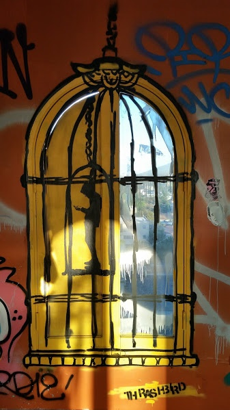 THrashbird cage