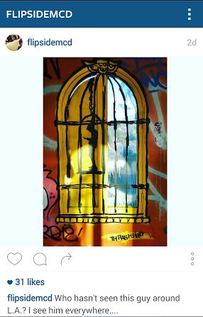 Thrashbird instagram pic