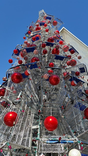 Shopping Cart tree