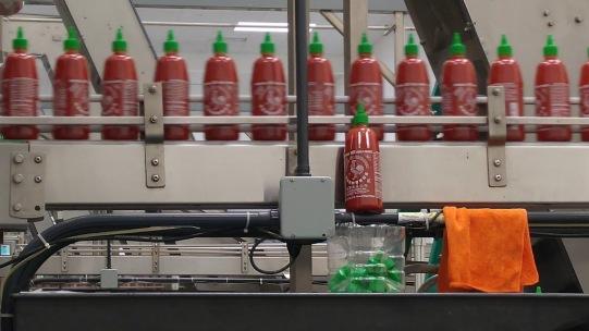 Sriracha line